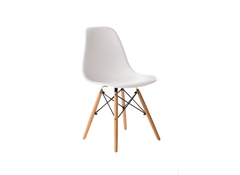 Стул EAMES CHAIR M-05 (белый), Vetro Mebel, Стул, Белый