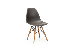 Стул EAMES CHAIR M-05 (серый), Vetro Mebel, Стул, Серый